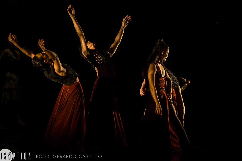 """Habitantes"" con la compañia Danza Captial"