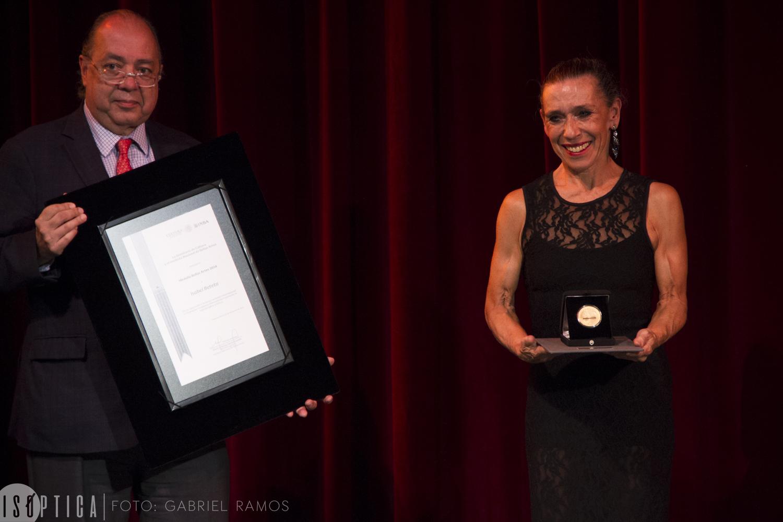 Medalla Bellas Artes_Isabel Beteta_Foto Gabriel Ramos_Isoptica