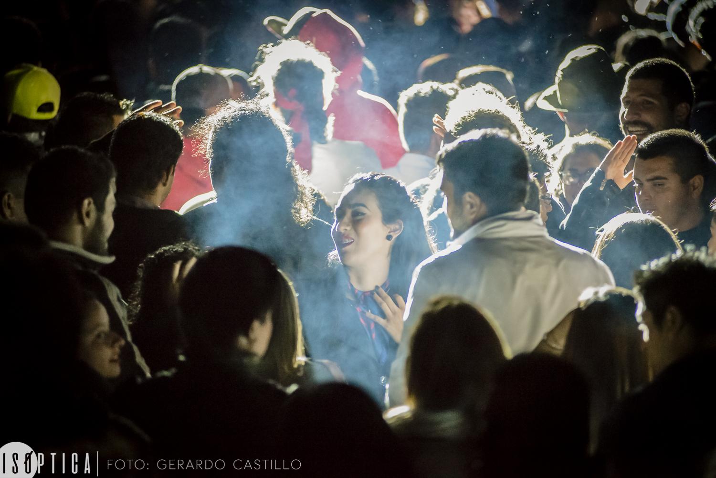 """""""La Alternativa"""" con las bandas: Los Borders, Golden y Descarte"""