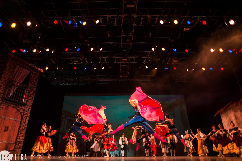 Don Quijote con el Ballet de Jalisco
