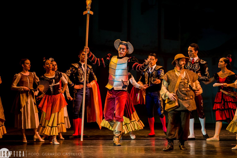 """El Quijote"" en la Alhóndiga dentro del XLIV FIC."