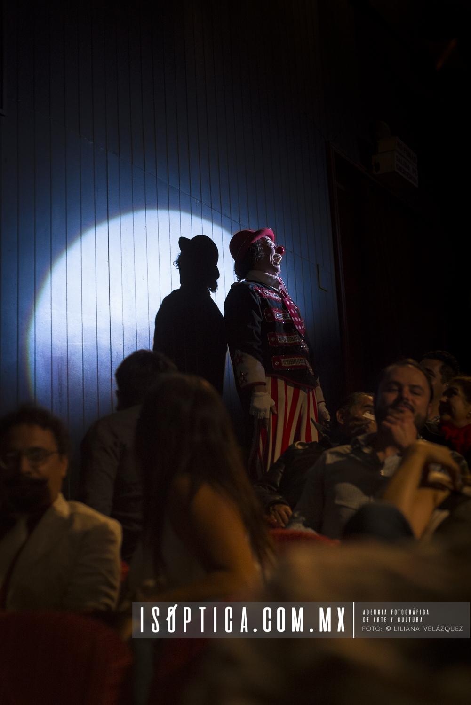 Varieté Inaugural en el Encuentro de Clown