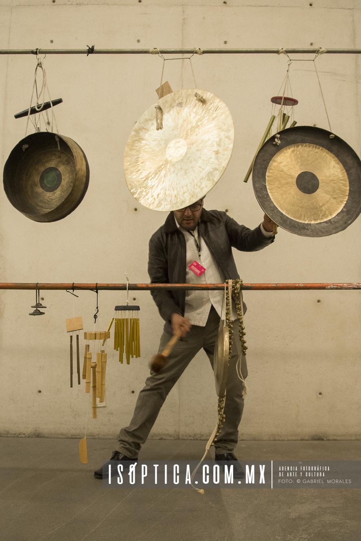 Intervención musical del Ensamble CEPROMUSIC en la exposición