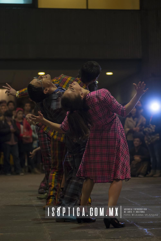 """ANTARES Danza Contemporánea presenta """"Desatados"""""""