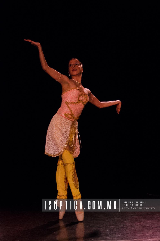 DID 2017 UNAM, Salon de Danza, Yohana Yanez, Bayadera, Foto:Glor