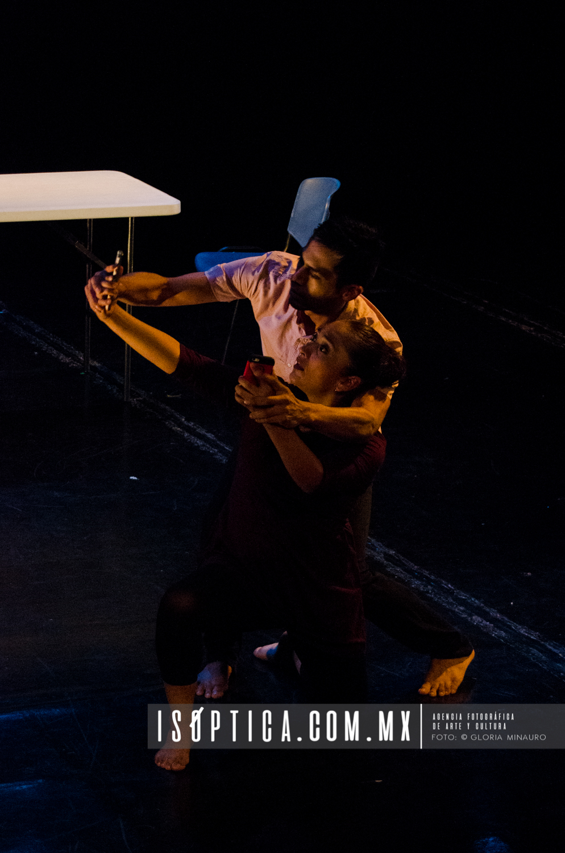 Nemian Danza Escenica, Dir. Isabel Beteta, Obra:Celulares, Eusto