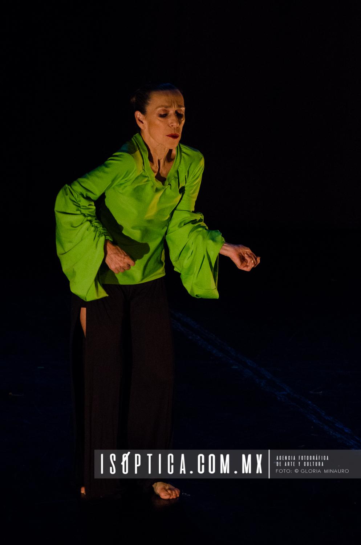 Nemian Danza Escenica, Dir. Isabel Beteta, Obra:El Verbo Ser, Eu