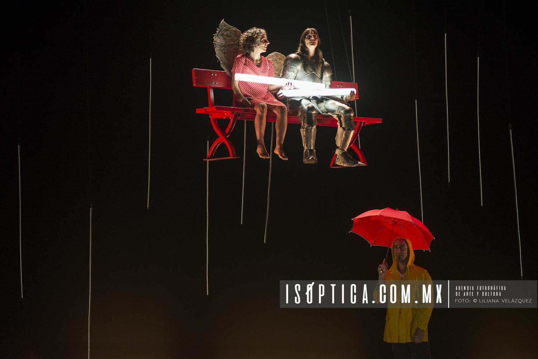 """La Compañía Finzi Pasca presenta el espectáculo """"Per Te"""""""