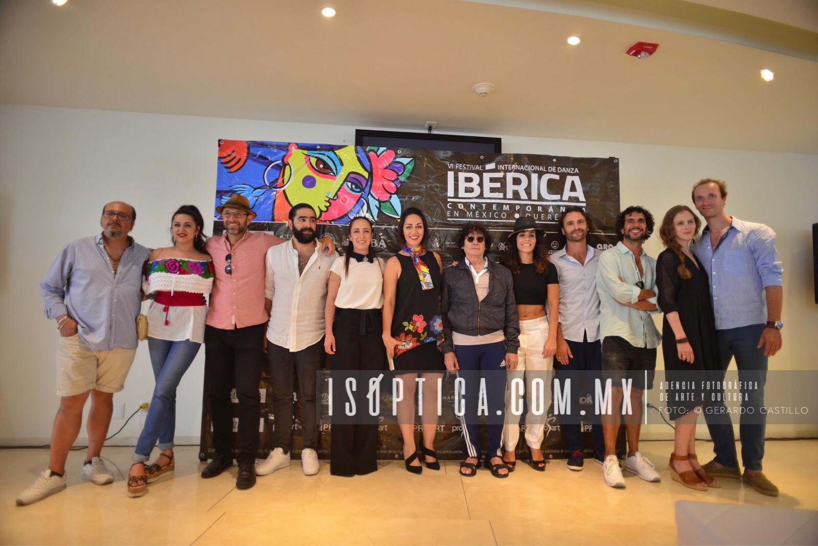 Ofrecen conferencia para Medios del Festival IBÉRICA ContemporáneaIMG_1842