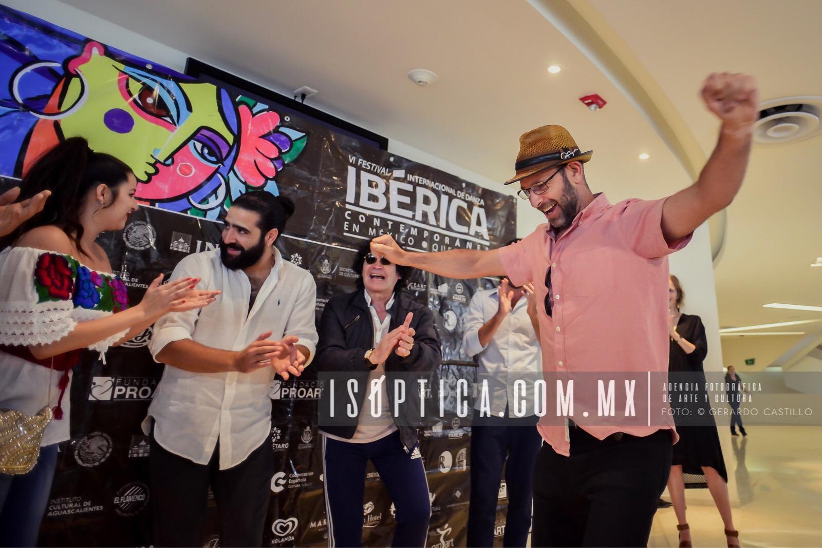 Ofrecen conferencia para Medios del Festival IBÉRICA Contemporánea 2345