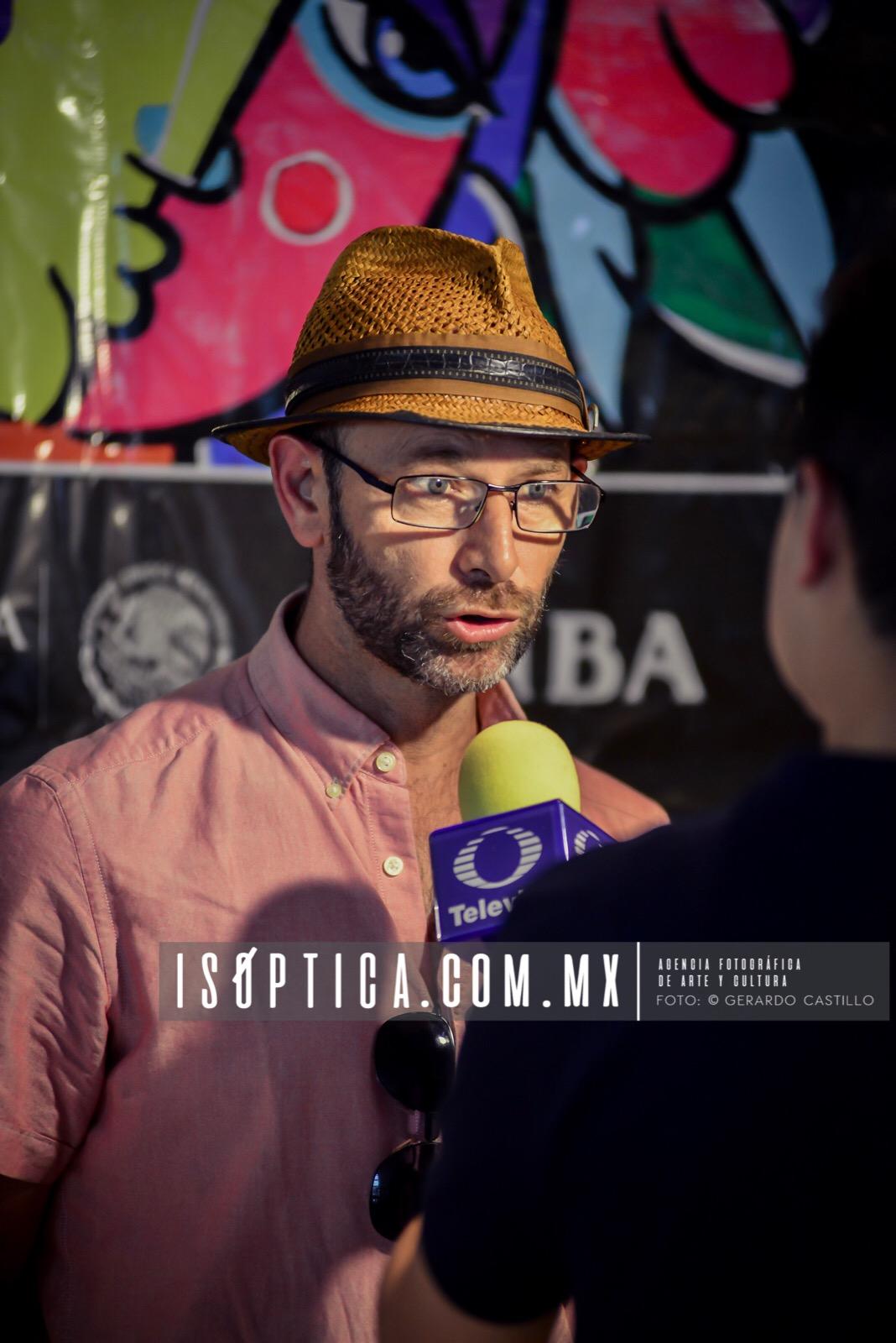 Ofrecen conferencia para Medios del Festival IBÉRICA ContemporáneaIMG_1844