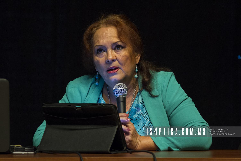 Lourdes Lecona_Coloquio_Iberica17_Foto-Gabriel Ramos_Isoptica