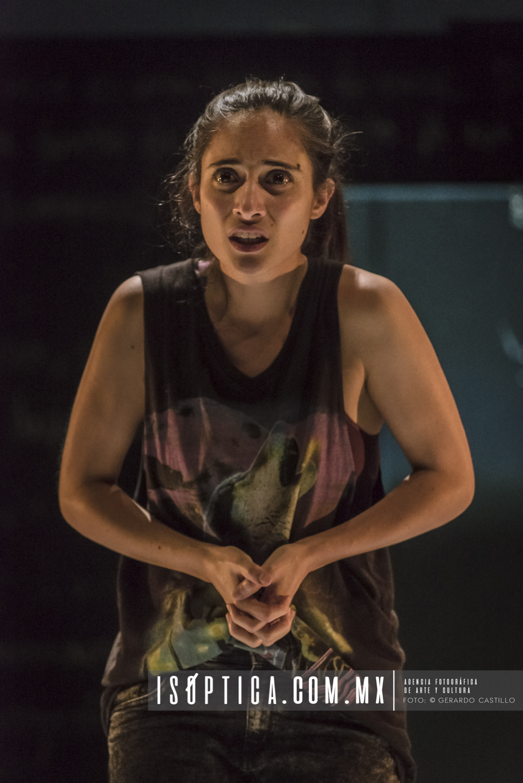 """Re Estrena Hugo Arrevillaga """"Sedientos"""" en el CENART"""