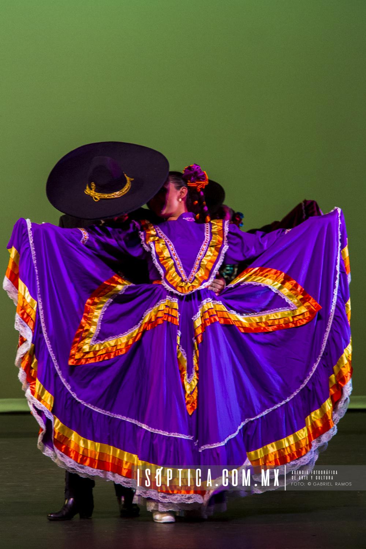 DanzaUNAM_Festival Folclor_Ballet Folklorico Miztli Calli_Foto-Gabriel Ramos