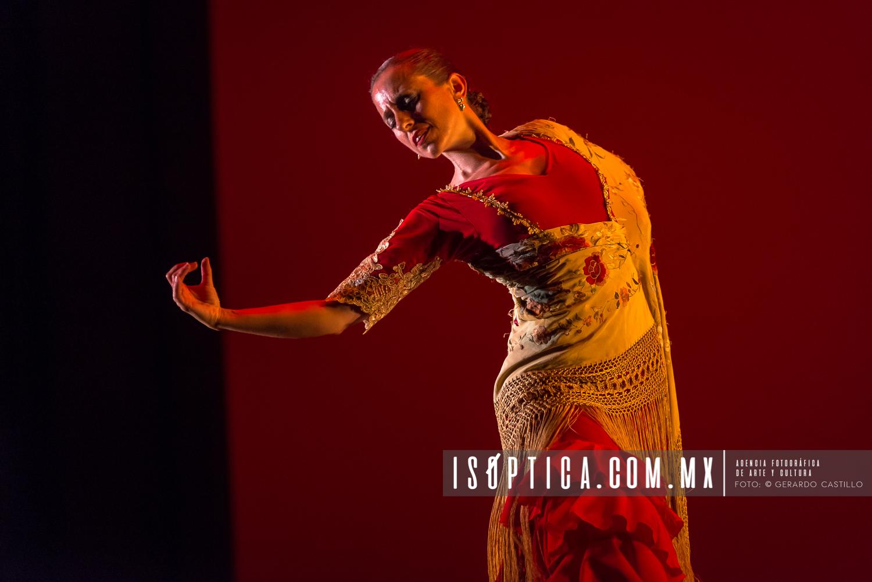 Se inaugura el festival del flamenco en Danza UUNAM con la prese