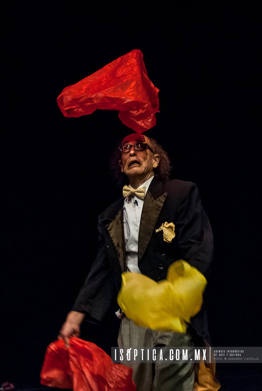 Clausura Moshe Cohen el 5to Encuentro internacional de Clown en
